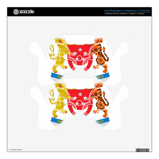Singapore Coat of Arms Skins For PS3 Controllers