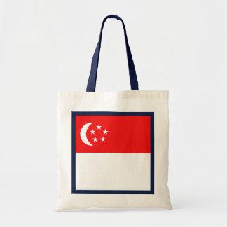 Singapore Flag Bag