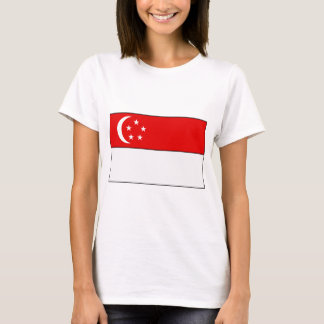 Singapore Flag T-shirts and Gifts