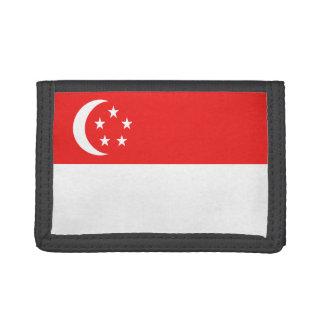 Singapore Flag Wallet