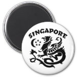 Singapore Fridge Magnets