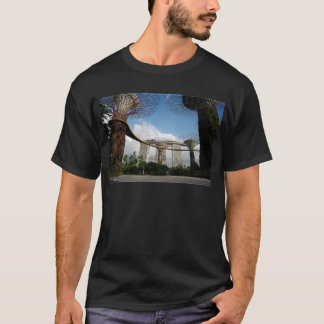 Singapore - Garden By The Bay and Marina Bay Sands T-Shirt