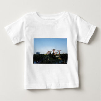 Singapore-Garden By The Bay Baby T-Shirt
