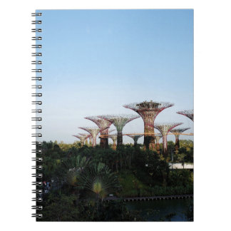 Singapore-Garden By The Bay Notebooks