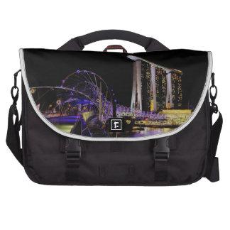 Singapore Helix Bridge Väska För Datorer