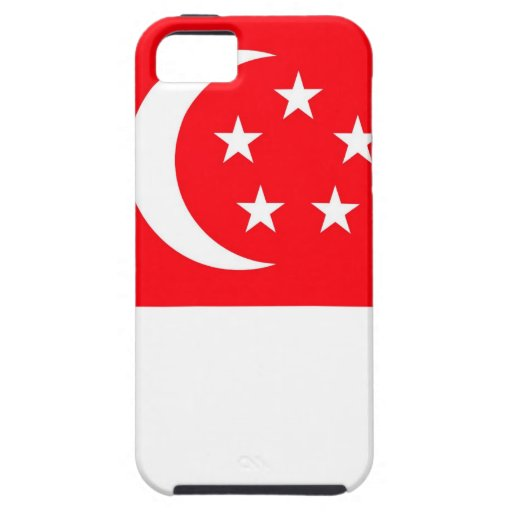 SINGAPORE iPhone 5 COVERS