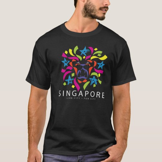 SINGAPORE Lion City T-Shirt