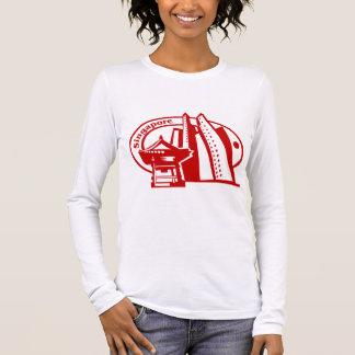 Singapore Long Sleeve T-Shirt