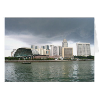 Singapore Marina Bay Card