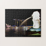 Singapore Marina Bay Jigsaw Puzzles