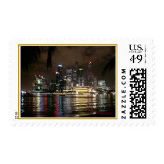 Singapore Postage