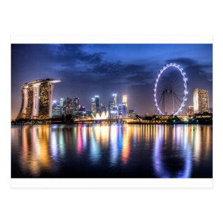 Singapore! Postcard