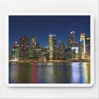 singapore-river-255 mouse pad