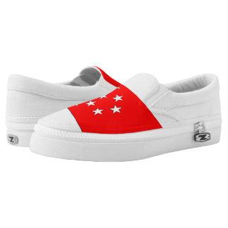 Singapore Slip-On Sneakers