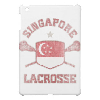 Singapore-Vintage iPad Mini Cover