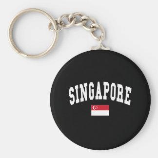 SINGAPUR LLAVERO PERSONALIZADO