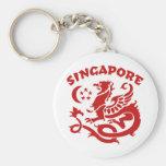 Singapur Llaveros
