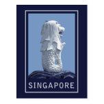 Singapur Merlion Postal