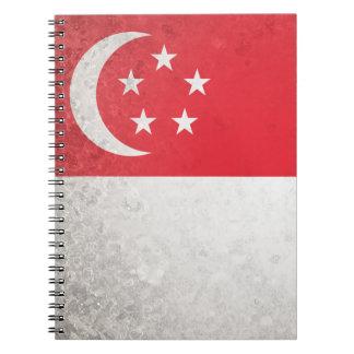 Singapur Spiral Notebooks