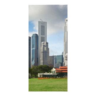 Singapur Tarjetas Publicitarias Personalizadas