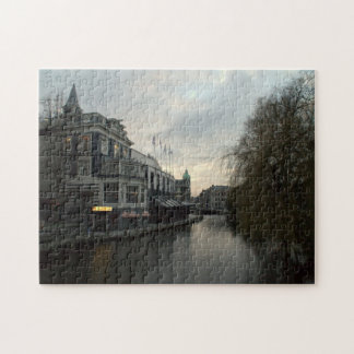 Singelgracht, Amsterdam Jigsaw Puzzle