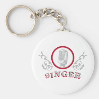 Singer 2C Llavero Redondo Tipo Pin