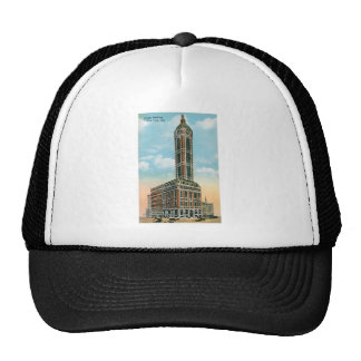 Singer Building, New York City Trucker Hat