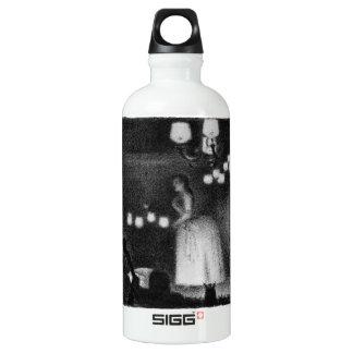Singer by Georges Seurat SIGG Traveler 0.6L Water Bottle