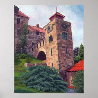 Singer Castle Posters
