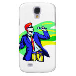 Singer in Suit and Sunglasses Galaxy S4 Case