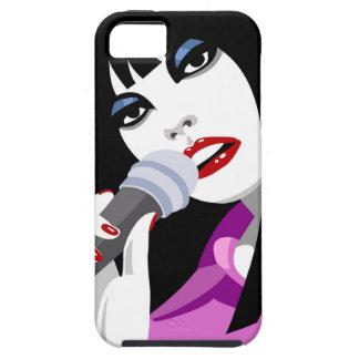 Singer iPhone SE/5/5s Case
