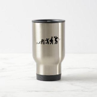 Singer Coffee Mug