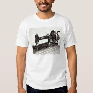 Singer 'New Family' sewing machine, 1865 Shirt