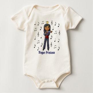 Singer Princess Baby Bodysuit