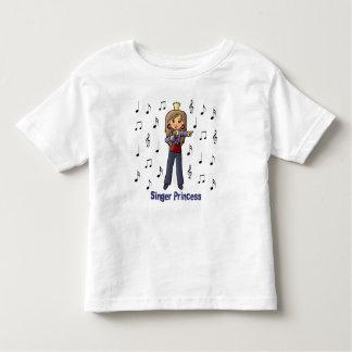 Singer Princess Shirt