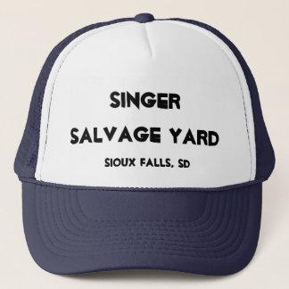 Singer Salvage Yard Trucker Hat