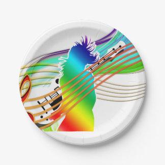Singer Plates | Zazzle