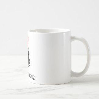 Singh is King Coffee Mug