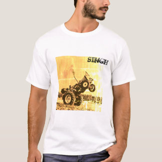 Singh Tractor Shirt