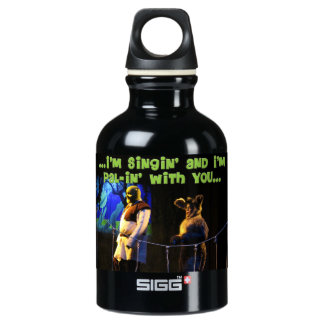 Singin' and Pal-in' liberty bottle
