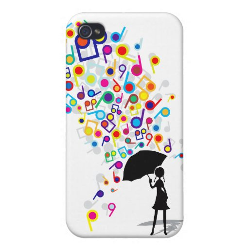 Singin en la lluvia iPhone 4 cobertura