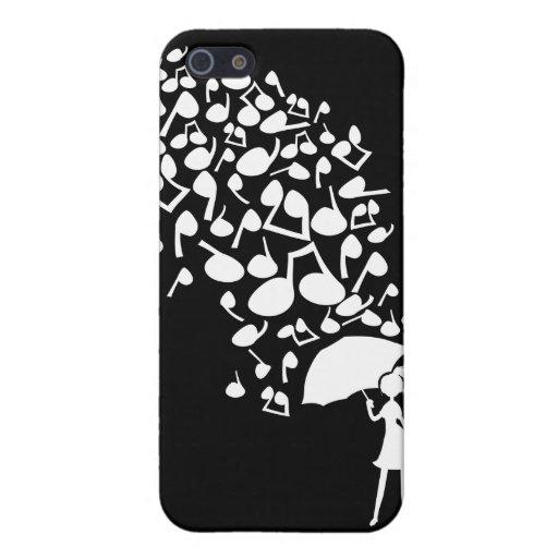 Singin en la lluvia iPhone 5 coberturas