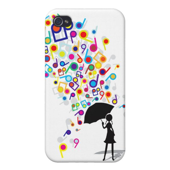 Singin' in the Rain iPhone 4/4S Cover