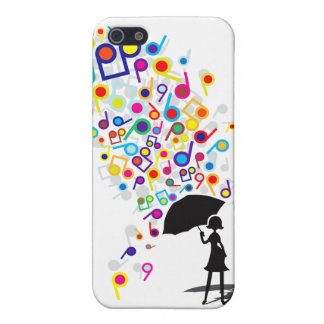Singin' in the Rain iPhone 5 Cover