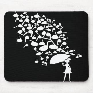 Singin in the Rain Mousepad
