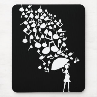 Singin' in the Rain Mouse Pad
