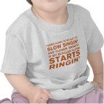 Singin lento camiseta