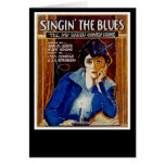 Singin' The Blues Card