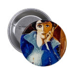 Singin' The Blues Pinback Buttons