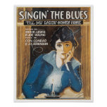 Singin' The Blues poster